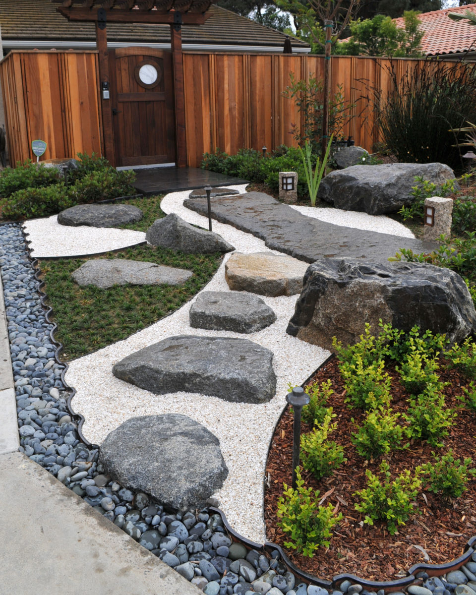 How to Make a Japanese Zen Garden in Southern California ...
