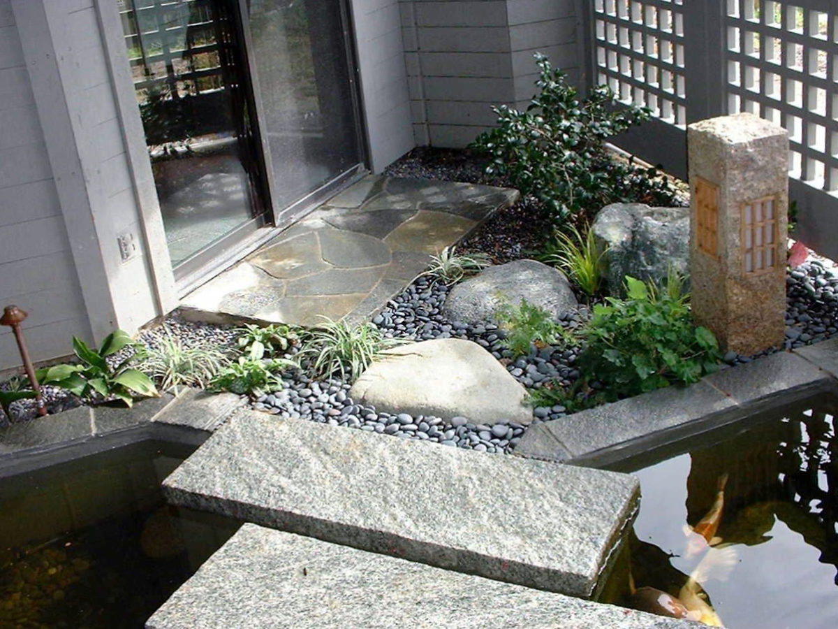 How To Make A Japanese Zen Garden In Southern California