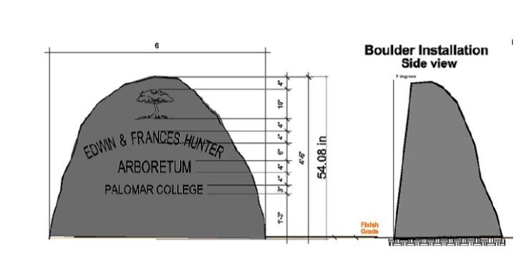boulder, sketch
