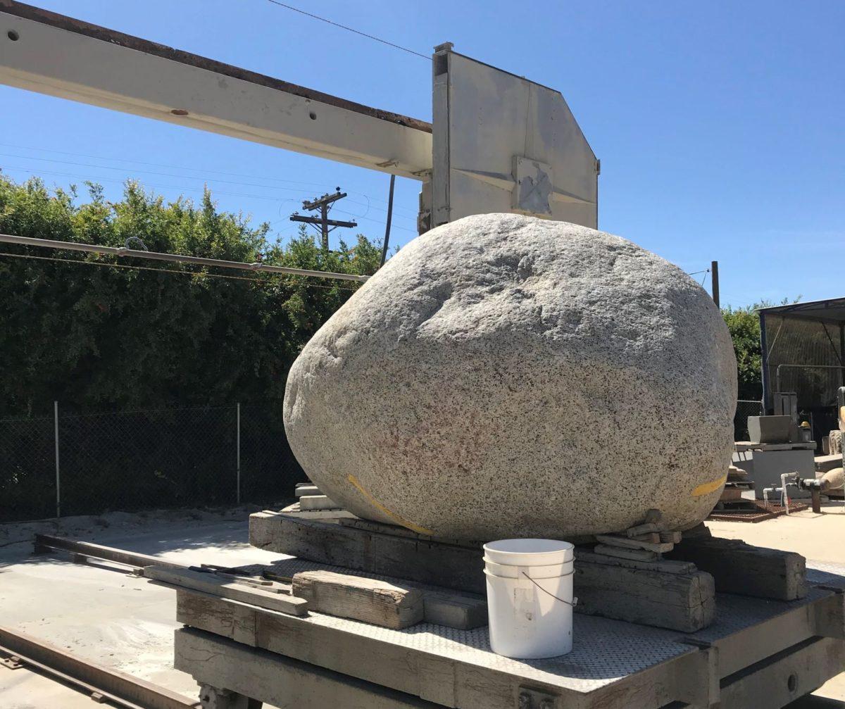 Palomar College Boulder Monument | Southwest Boulder & Stone