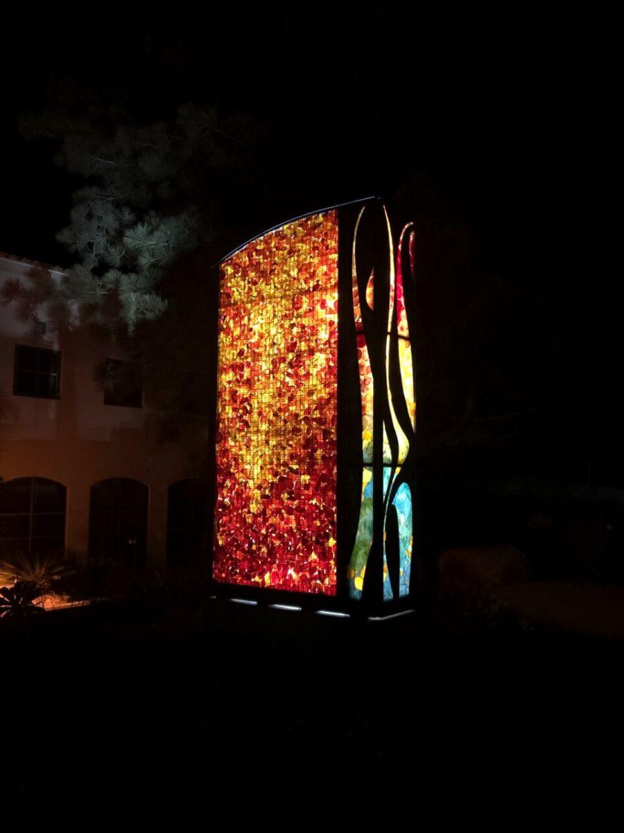 landscape glass, firewall