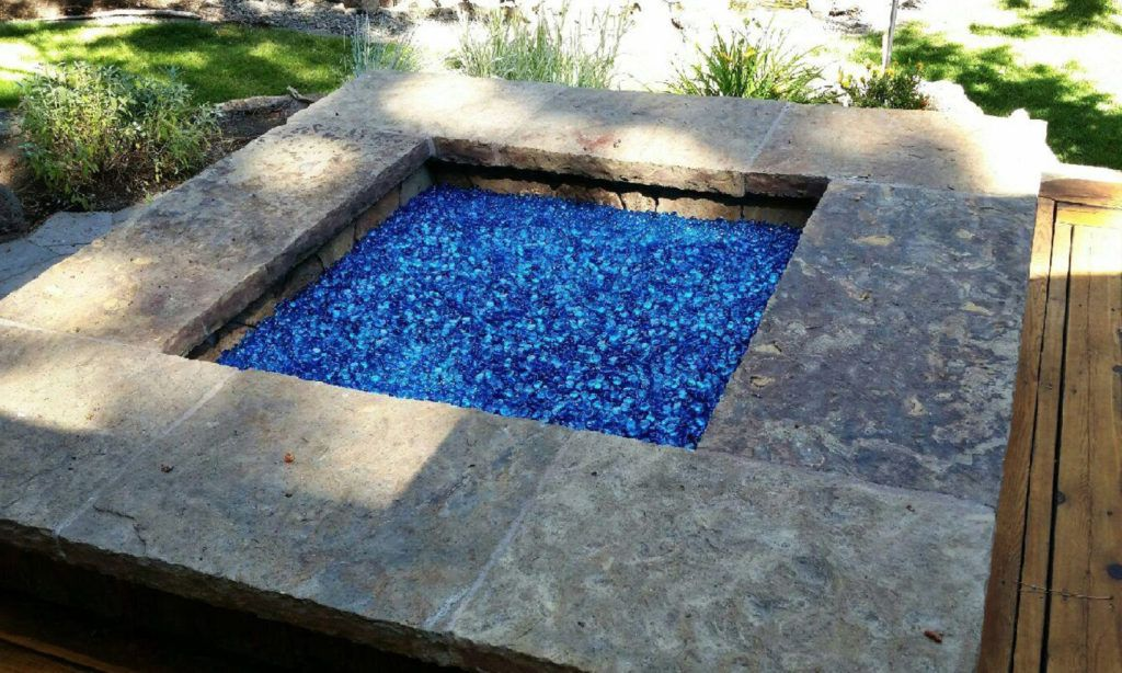 Fire Pit Glass Installation Guide Fire Pit Essentials